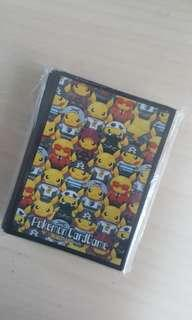 Pikachu Gang Official Pokemon TCG Sleeves for Cards x 60