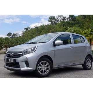 2018 Perodua Axia Facelift Automatic