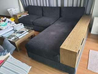 Cellini Sofa (use for 2.5 years)