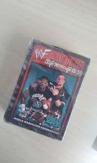 WWE WWF Trading Card Game Dudley Boys Official Sealed
