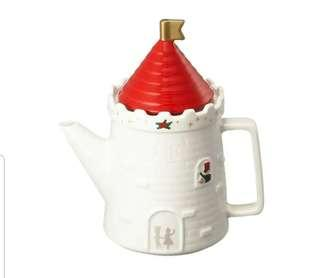 Starbucks Korea Nutcracker Teajug