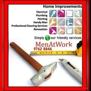 Handyman Service - 97628846