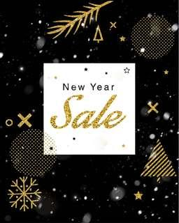 HAPPY NEW YEAR💞 NEW YEAR SALE💞💞