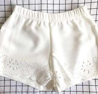 [BNWT] White Shorts