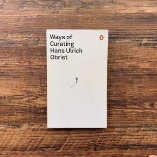 🚚 Ways of Curating by Hans Ulrich Obrist