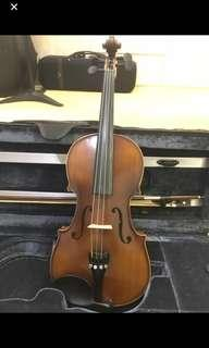 Violin 3/4 Size with good casing