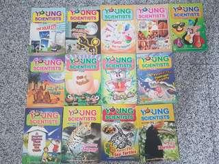 young scientist level 3 books