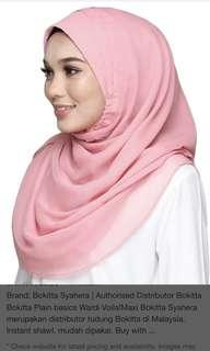 Bokitta light pink chic original