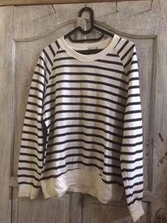 REPRICE Bershka stripe shirt