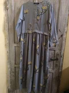 REPRICE Floral dress