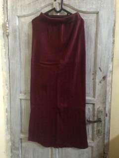 REPRICE Marion knit skirt