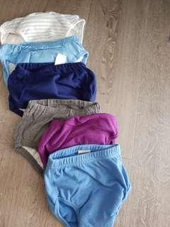 Potty training underwear