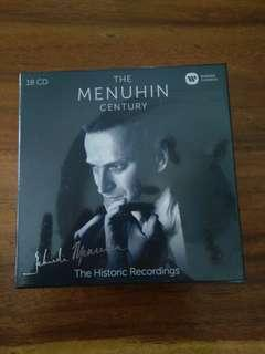 Yehudi Menuhin - The Historic Recordings (18 CDs)