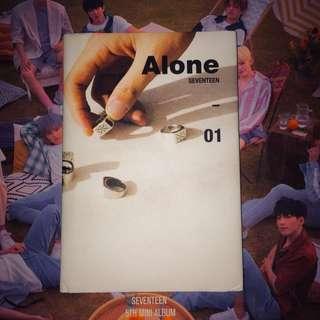 Seventeen Al1 Album Alone 01 Ver.
