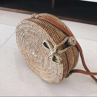 Rattan Bag Authentic Balinese