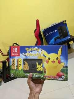 Nintendo Switch Pokémon let's go