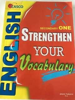 Secondary 1 English Workbooks