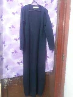 HOT!!! LONG CARDI RAJUT TEBAL