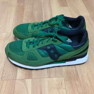 Saucony Original Green- Blue