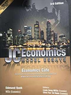 Economics A level Model Essays by Economics Cafe