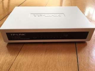 TP-LINK 8 port switch