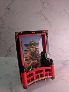 KAONASHI NO FACE - studio ghibli photo frame