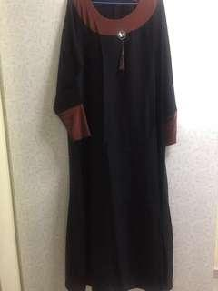 Authentic Black Abbaya From Dubai