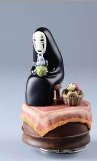 KAONASHI NO FACE from studio Ghibli Spirited Away - music box