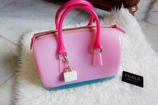 FURLA Pink Tosca Bag
