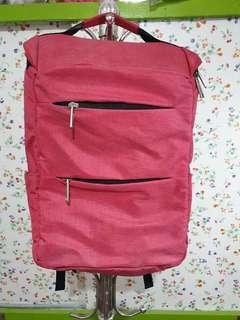 Off-Pink Backpack
