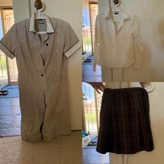 Nossal High School Girl's Uniform