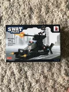 Swat Police Swift Tactical Boat
