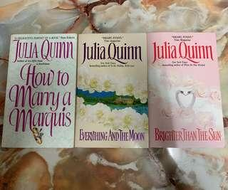 Julia Quinn Books