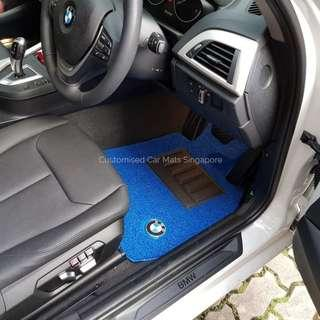 BMW 1 Series 116d 2004 - 2019 Car Mats