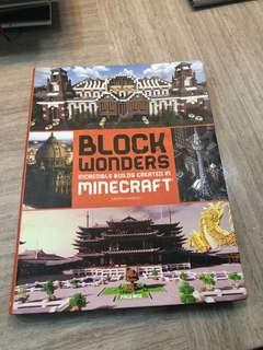 Block Wonders Minecraft Book