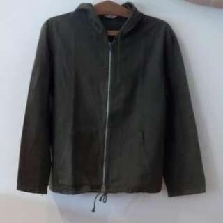 墨綠色外套 ladies' jacket / blazer