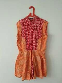 Preloved Artis - O.T.A Dress