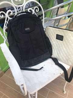 Backpack w  free Bershka laptop bag 4ac38b30c658e