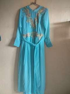 Gaun pesta Sifon