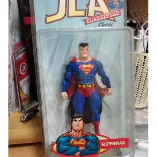 Superman 超人模型 收藏 -JLA Classified Action Figure Series 1