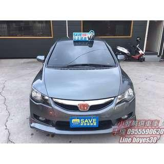 《2009 Honda Civic 1.8 VTi》