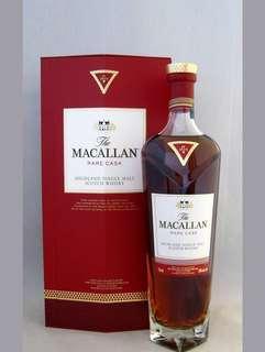 Macallan Rare Cask (Red)