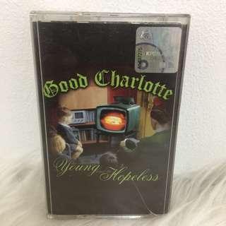 Kaset Cassette Good Charlotte