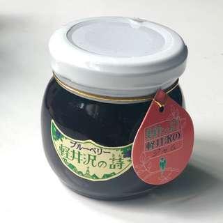 購自日本 藍莓果醬