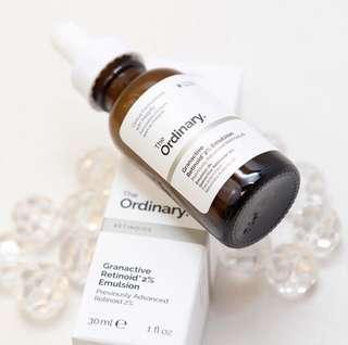 🚚 🌼SALE🌼The Ordinary Granactive Retinoid 2% In Squalane