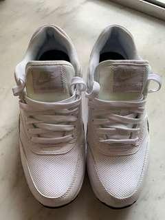 Nike AIR MAX 白色 女裝 波鞋