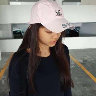 [REDUCED] Nike Inspired Pink Sports Cap