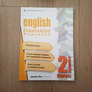 English Examinations practice