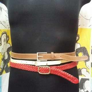 Korean belt combo