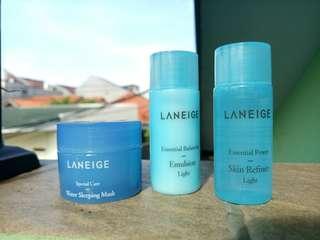 LANEIGE (refiner, balancing, water)